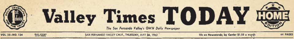 Valley Times Collection